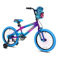 "Genesis 18"" Illusion Girl's Bike, Blue/Purple"