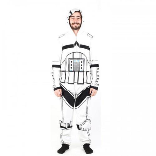Star Wars Look Like A Storm Trooper Hooded Fleece Footie ...