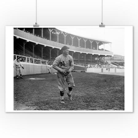 Terry McGovern, NY Giants, Baseball Photo (9x12 Art Print, Wall Decor Travel Poster)](Ny Giants Room Decor)