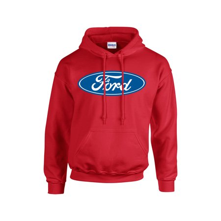 Ford Oval Hooded Sweatshirt Hoody