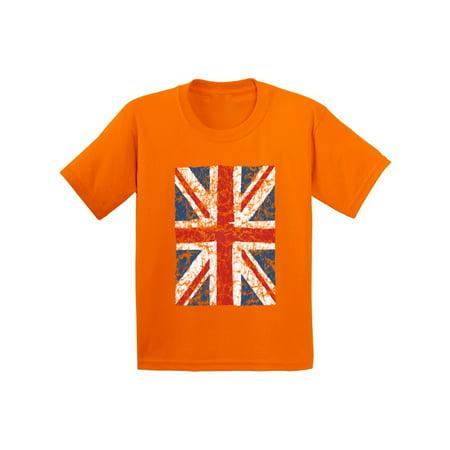 New England Patriots Gift Ideas (Awkward Styles Union Jack Flag Youth T Shirt Union Jack Kids Shirt English Shirt I Love England Shirt New England T Shirt Cute Shirt for Girls Boys T Shirt Kids)