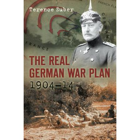 Real German War Plan, 1904–14 - eBook (German Pans)