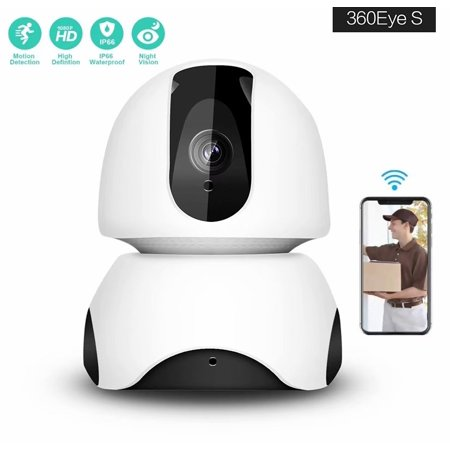 Baby Monitor,Wireless IP Security Camera WiFi Surveillance Camera with Cloud Storage Two Way Audio Remote Viewing Pan/Tilt/Zoom Night Vision Motion Detect for Home/Shop/Office