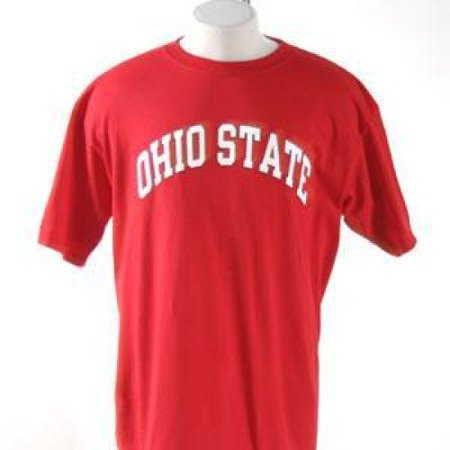 Ohio State Buckeyes T-shirt - Ohio State Arched - By - Scarlet - Ohio State Parks Halloween