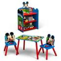 4-Piece Disney Mickey Playroom Set
