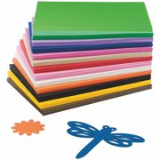 EVA Foam Sheet Assortment, Pack of 78