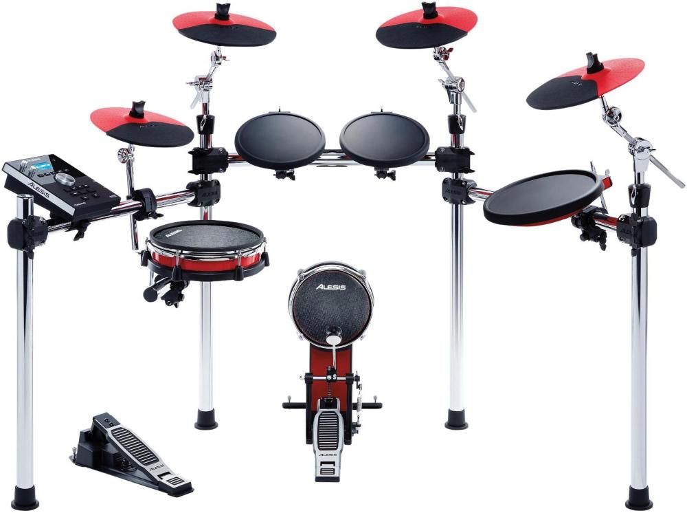 Alesis Command X 9-Piece Electronic Drum Kit by Alesis
