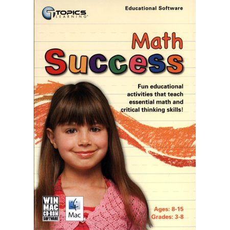 TOPICS Entertainment 186204 Math Success