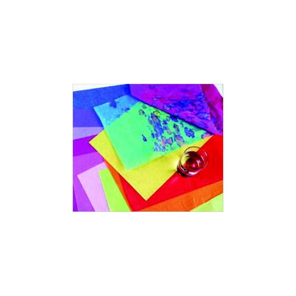 Spectra 102192 Deluxe Bleeding Recyclable Art Tissue Paper, Emerald Green