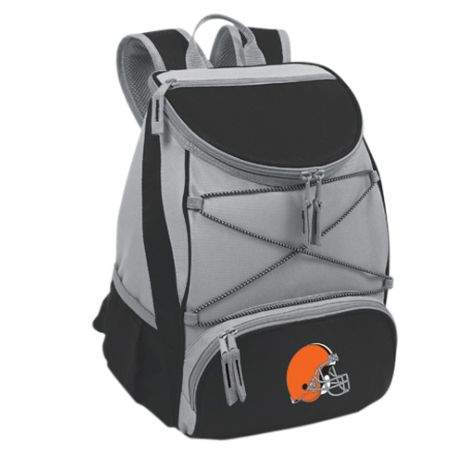 Picnic Time PTX Cooler, Black Cleveland Browns Digital Print