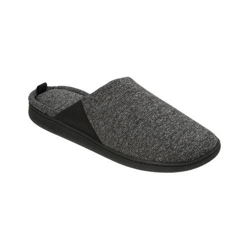 0064 Dearfoams Women's Closed Toe Scuff Open Back Slippers