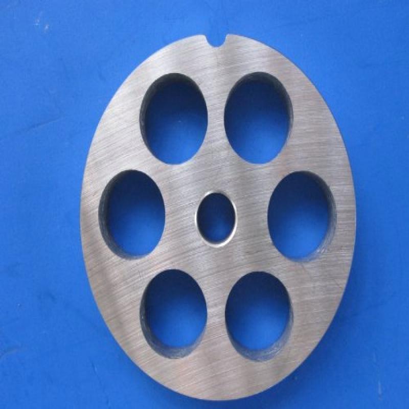 """Sausage Maker #22 Carbon Steel 3/4"""" Grinder Plate"""