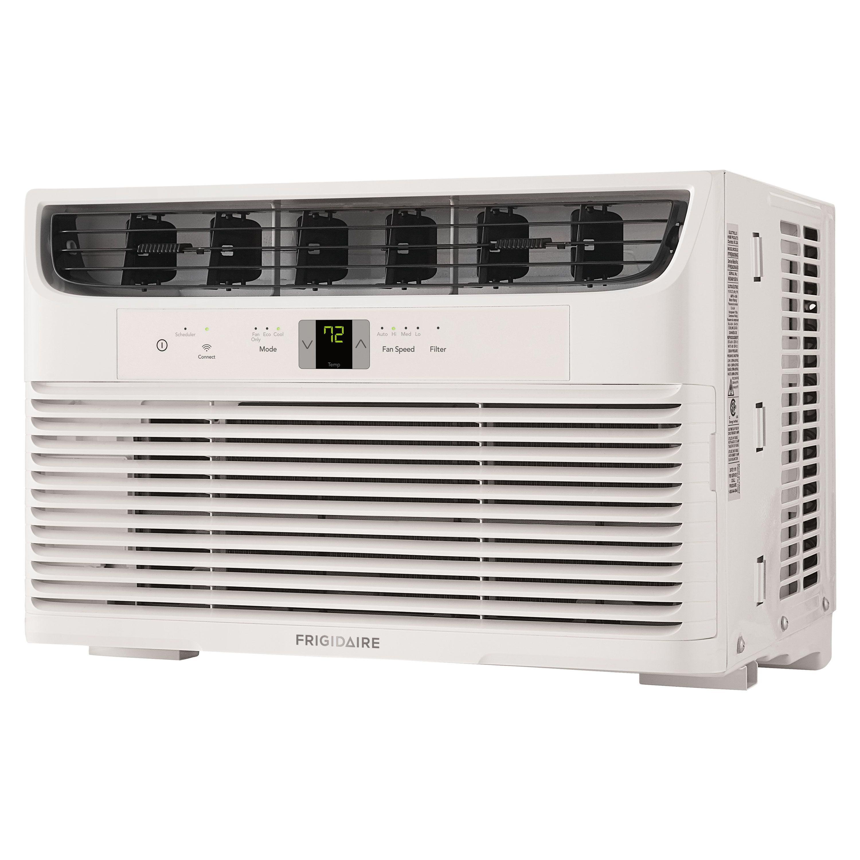Frigidaire 10,000 BTU 115-Volt Window Air Conditioner with Remote, WIFI, White, FHWW102WCE - Walmart.com