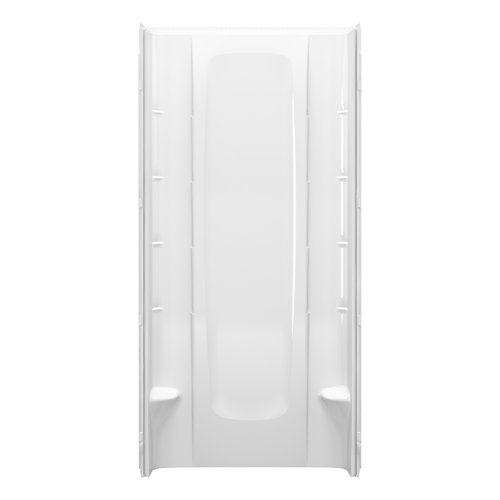 Sterling by Kohler 7.5'' x 36'' x 74.25'' Store Back Wall