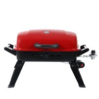 RevoAce 10,000 BTU Portable Gas Grill, Red, GBT1726WRS
