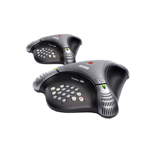 Polycom 2200-17910-001 (2-Pack) VoiceStation 300 Conference Phone