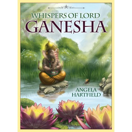 WHISPERS OF LORD GANESHA ORACLE CARDS