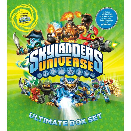 Skylanders Universe Ultimate Box Set