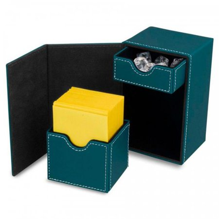 BCW Diversified BCDDVLX80TEL LX-80 Deck Box Vault - Teal - image 1 of 1