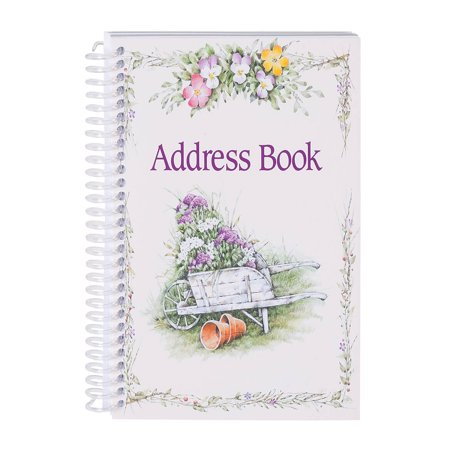 Pocket Address Book (Large Print Address Book)