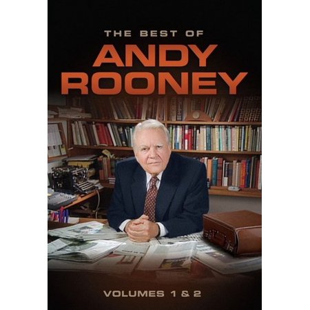 The Best of Andy Rooney: Volumes 1 & 2 - Andy The Office Halloween