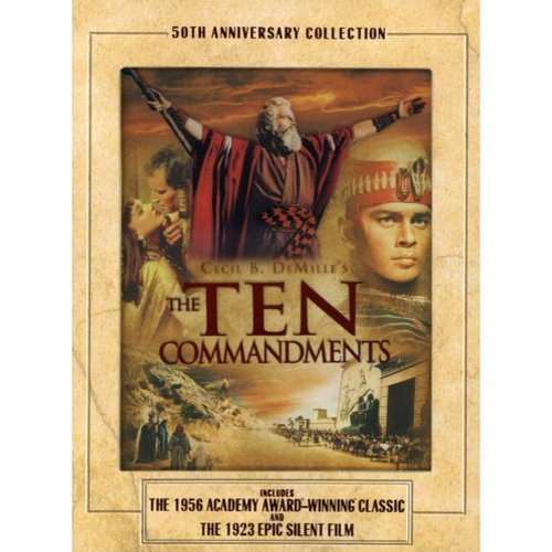 Ten Commandments: 50th Anniversary Collection (Widescreen)
