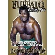 Buffalo Wrestling Volume 4 (DVD) by