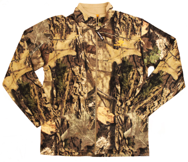 Boys Full Zip Micro Fleece Jacket thumbnail