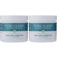 2 Pack - Porcelana Dark Spot Corrector Plus Sunscreen Daytime 3oz Each