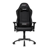 AKRacing SX Gaming Chair, Black