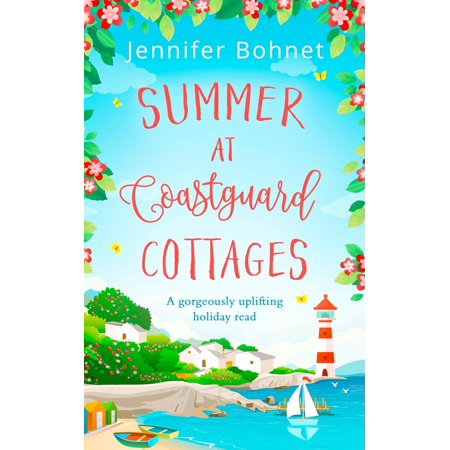 Summer at Coastguard Cottages - eBook