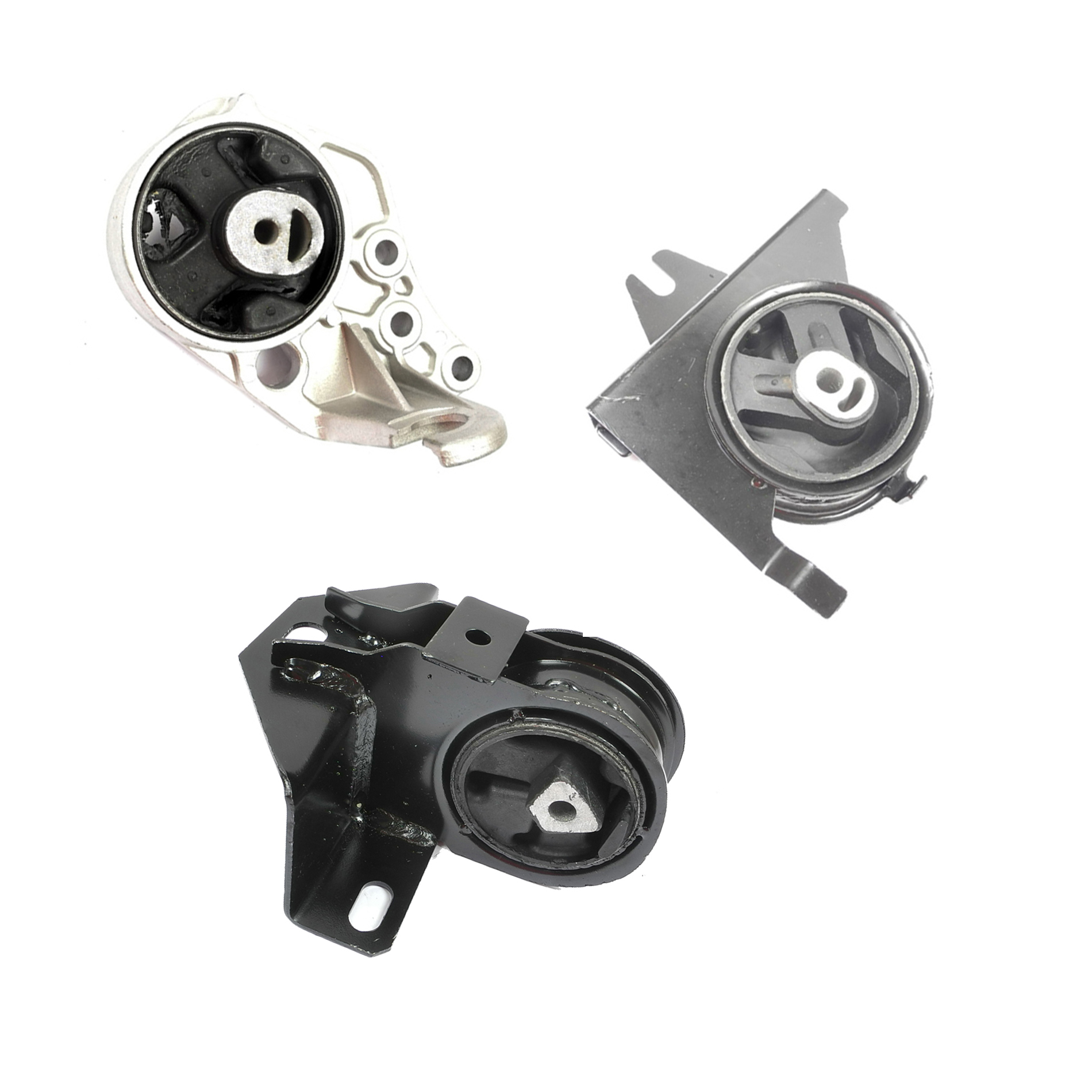 For  1996  3 8l Engine Motor  U0026 Trans  Mount Set 3pcs 96 97 98 99 00
