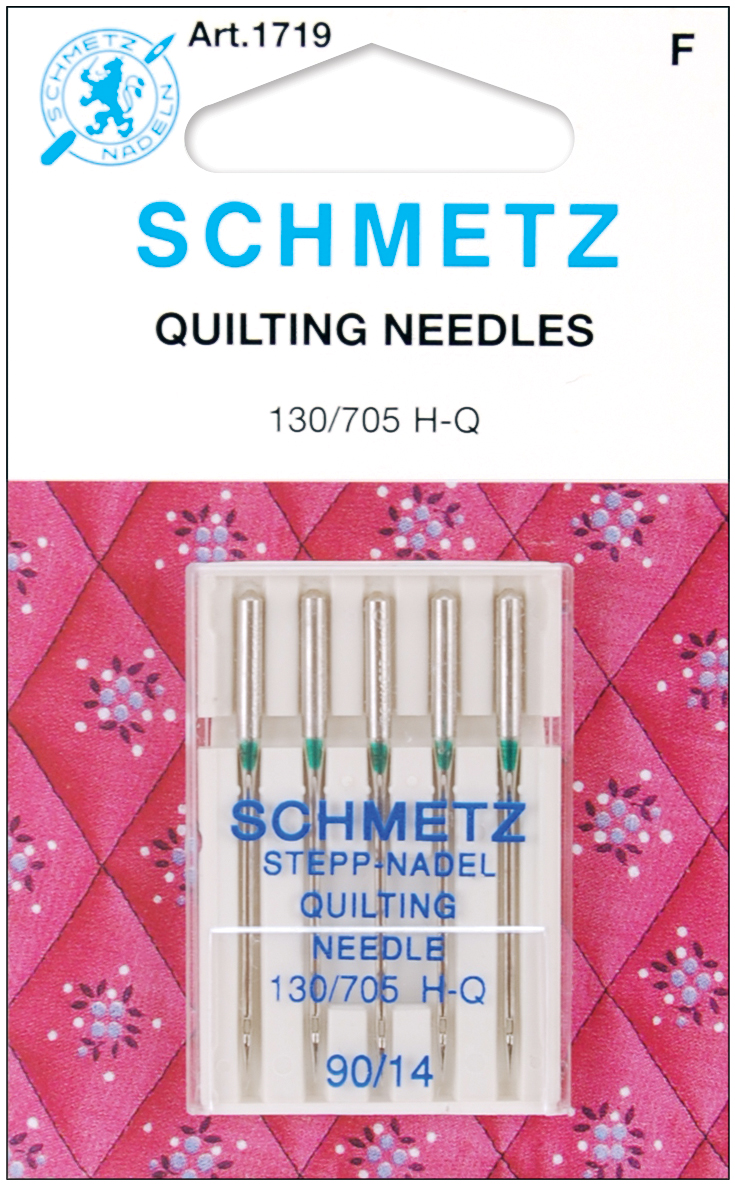 size 90//14 Box of 10 cards 50 Schmetz/Quilting Sewing Machine Needles