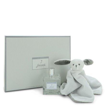 (pack 3) Le Bebe Jacadi By Jacadi Gift Set - 3.4 oz Eau De Parfum Spray + Bebe Jarcadi Sweet Rabbit - image 1 of 2