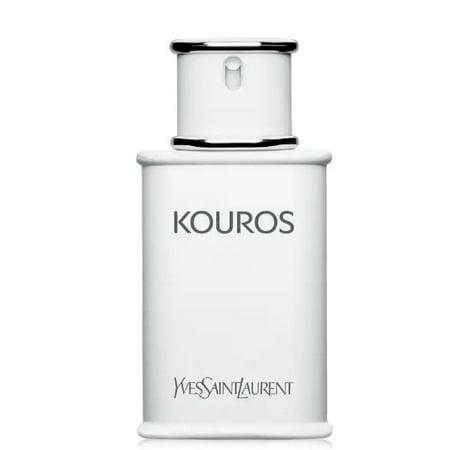Yves Saint Laurent Kouros Cologne for Men, 3.4 Oz (Yves Saint Laurent Rouge Volupte Shine Review)