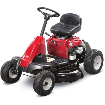 Murray 24 Quot Rear Engine Riding Mower With Mulch Kit