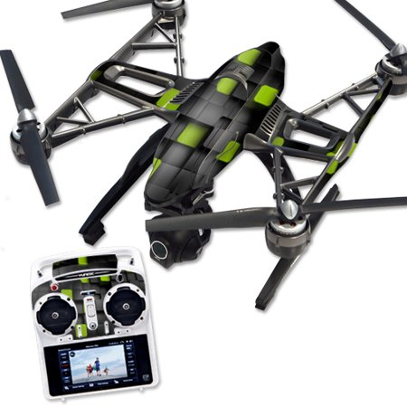 Skin Decal Wrap for Yuneec Q500 & Q500+ Quadcopter Drone Cubes