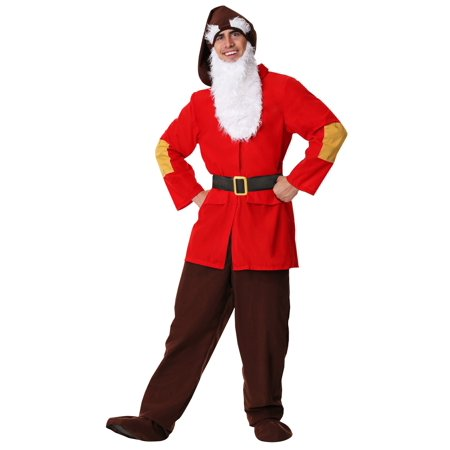 Seven Dwarfs Halloween Costume (Adult Dwarf Costume)
