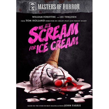Masters of Horror: We All Scream for Ice Cream (DVD)