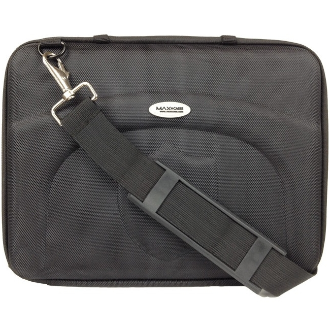 """Max Cases Carrying Case For 11"""" Notebook - Drop Resistant, Bump Resistant, Impact Resistant - Ballistic Nylon (max1140)"""