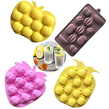 Fruit Mixed Chocolate Candy Mold