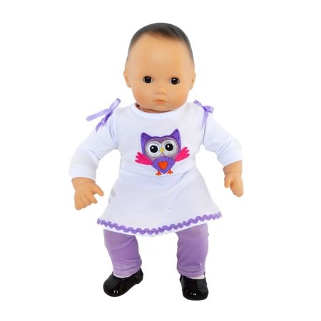 41e862841 My Brittany s Outfit for Bitty Baby and Bitty Twin Dolls- 15 Inch Doll  Clothes - Walmart.com