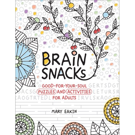 Brain Snacks : Good-For-Your-Soul Puzzles and Activities for Adults](Halloween Activities At Home For Adults)