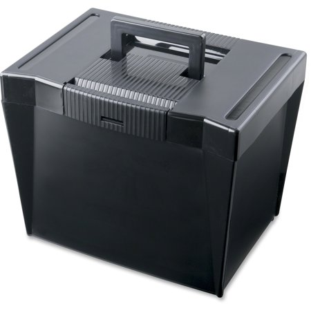 Pendaflex, PFX20861, Economy File Box, 1 Each, Black