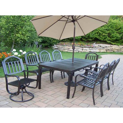 11-Pc Traditional Dining Set