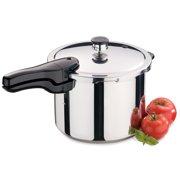 Presto 6-Quart Stainless Steel Pressure Cooker 01362
