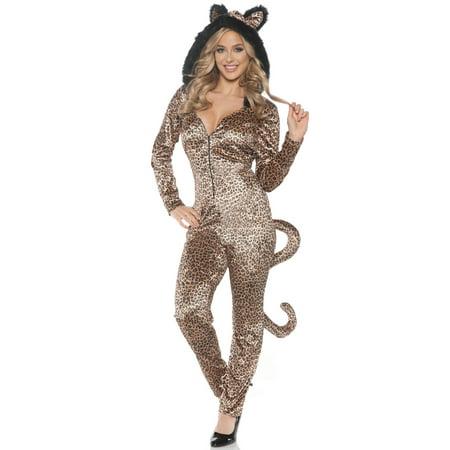 Leopard Jumpsuit Adult Costume](Leopard Adult Costume)