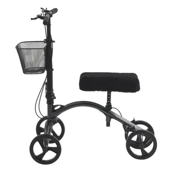 Drive Medical DV8 Aluminum Steerable Knee Walker Knee Scooter Crutch  Alternative