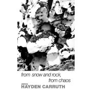 From Snow and Rock, from Chaos : Poems, 1965-1972