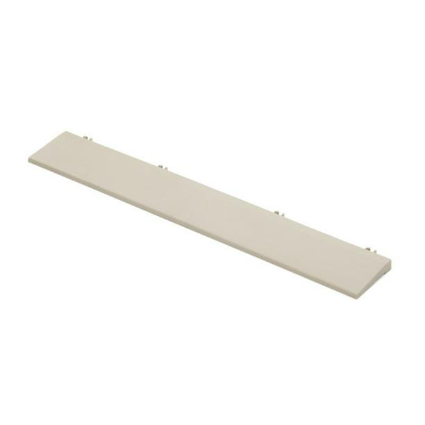 Mats Inc Bergo Xl Floor Tile Edge Trim Cedar Wood 2 5 X 14 8 10 Pack Walmart Com Walmart Com